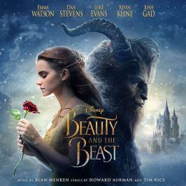 CD OST / Soundtrack : Beauty And The Beast (Kráska a zvíře)