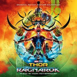 CD Ost / Soundtrack : Thor:ragnarok