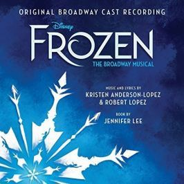 CD Muzikál - Frozen / Original Broadway Music