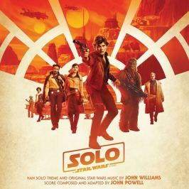 CD OST / Soundtrack : Solo - Star Wars Story