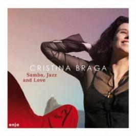 CD Cristina Braga : Samba Jazz And Love