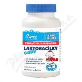 SWISS HERBAL Swiss LAKTOBACÍLKY BABY cps.60