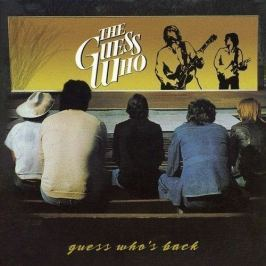 CD Guess Who : Guess Who's Back