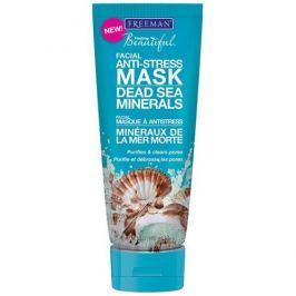 Freeman Antistresová pleťová maska s minerály z Mrtvého moře (Facial Anti-Stress Mask Dead Sea Miner