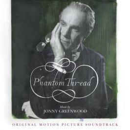 CD OST : Phantom Thread