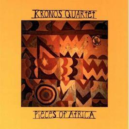 Kronos Quartet: Pieces Of Africa LP