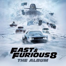 CD OST / Soundtrack : Fast & Furious 8 - The Album