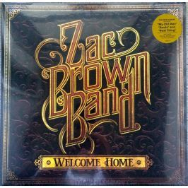 Zac Brown Band : Welcome Home LP