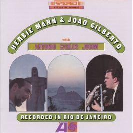 Herbie Mann & Joao Gilberto With Antonio Carlos Jobim : Recorded In Rio De Janei