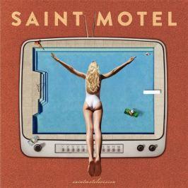 Saint Motel : Saintmotelevision LP
