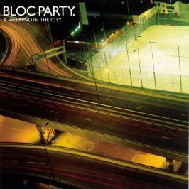 CD Bloc Party : A Weekend In The City