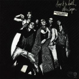 CD Alice Cooper : Love It To Death