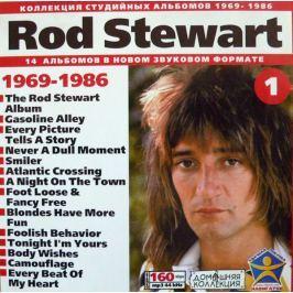 CD Rod Stewart : Foolish Behavior