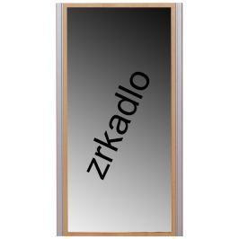 Tempo Kondela Zrcadlo, buk, stříbrné, LISSI TYP 09