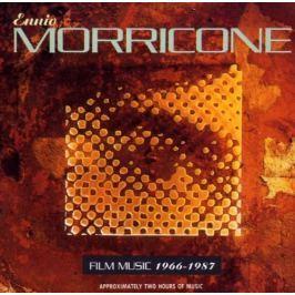 CD Ennio Morricone : Filmmusic 1966 - 1987