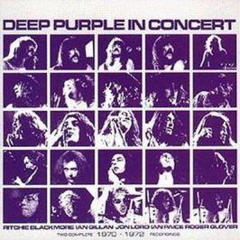 CD Deep Purple : In Concert