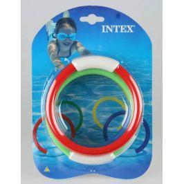Potapěčské kroužky Intex - 4ks