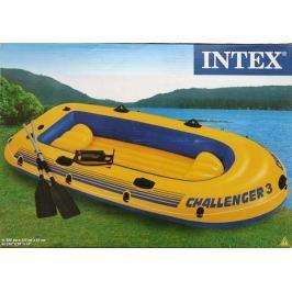 Intex Nafukovací člun  CHALLENGER 3 SET
