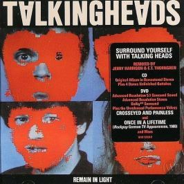 CD Talking Heads : Remain In Light ( & DVD)