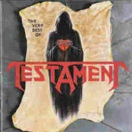 CD Testament : Very Best Of Testament