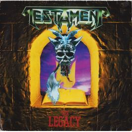 Testament : Legacy LP