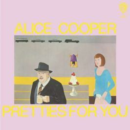 Alice Cooper : Pretties For You LP