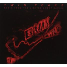 CD Ost / Soundtrack : Twin Peaks (Limited Event Series Soundtrack)