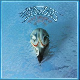 CD Eagles : Their Greatest Hits Vol. 1 & Vol. 2