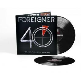 Foreigner : 40 2LP