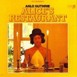 Arlo Guthrie : Alice's Restaurant LP