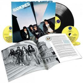 CD Ramones : Leave Home / 40th Anniversary Deluxe Edition