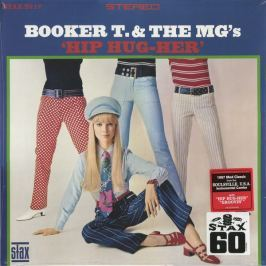 Booker T & The Mgs : Hip Hug Her LP
