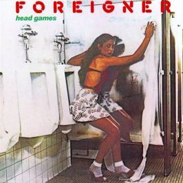 Foreigner : Head Games LP