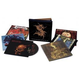 CD Sepultura : Roadrunner Albums 6