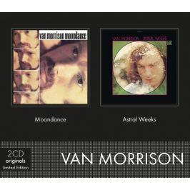 CD Van Morrison : Moondance / Astral Weeks