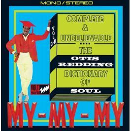 CD Otis Redding : Complete & Unbelievable.../The O.R.Dictionary Of Soul
