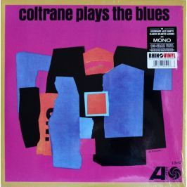 John Coltrane : Plays The Blues (mono) LP