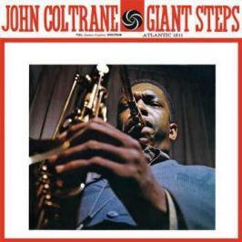 John Coltrane : Giant Steps (mono) LP
