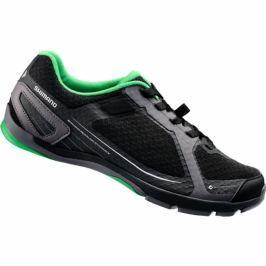 Shimano Cyklistické boty  CT41::45; Zelená