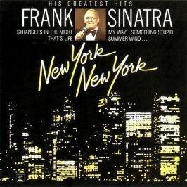 CD Frank Sinatra : New York