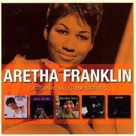 CD Aretha Franklin : Original Album Series