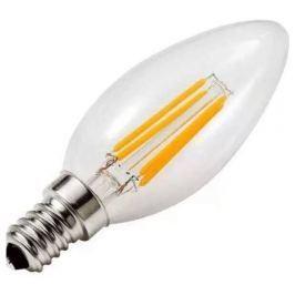 IMMAX LED žárovka Filament E14/230V 4W 2700K teplá bílá 400lm