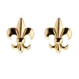 Manžetové knoflíčky Francouzská heraldika lilie