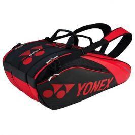 Yonex Taška na rakety  Bag 9629 Black/Red