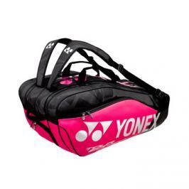 Yonex Taška na rakety  Bag 9829 Black/Pink