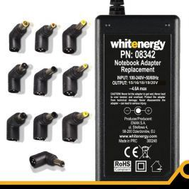 WHITENERGY 70W AC univerzální autom. napájecí zdroj pro Netbooky, 10 konektorů