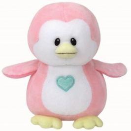 Meteor CEE Kft. Baby Ty PENNY růžový tučňák