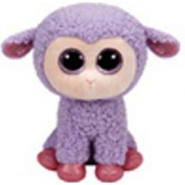 Meteor CEE Kft. Plyš očka velká fialová ovce