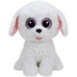 Meteor CEE Kft. Plyš očka velká bílý pes