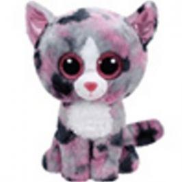 Meteor CEE Kft. Plyš očka velká růžová kočka